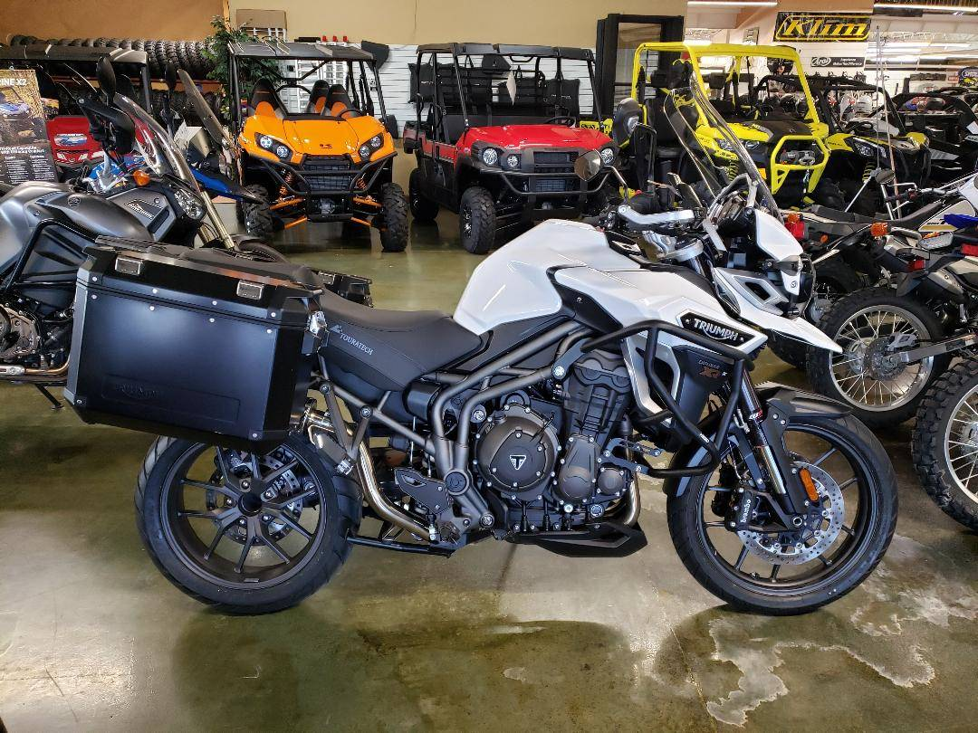 2017 Triumph Tiger Explorer XRx in Louisville, Tennessee - Photo 1