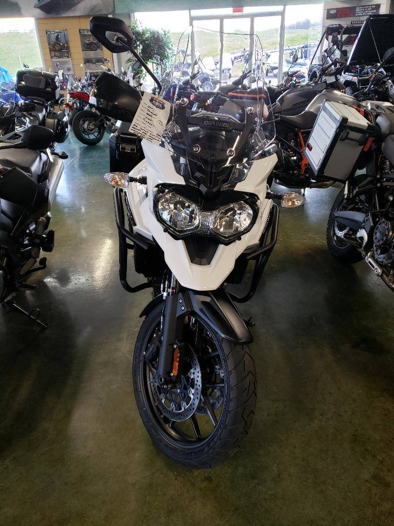 2017 Triumph Tiger Explorer XRx in Louisville, Tennessee - Photo 2