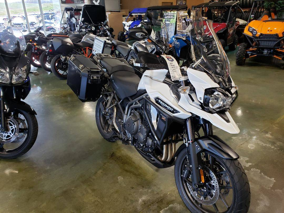 2017 Triumph Tiger Explorer XRx in Louisville, Tennessee - Photo 3