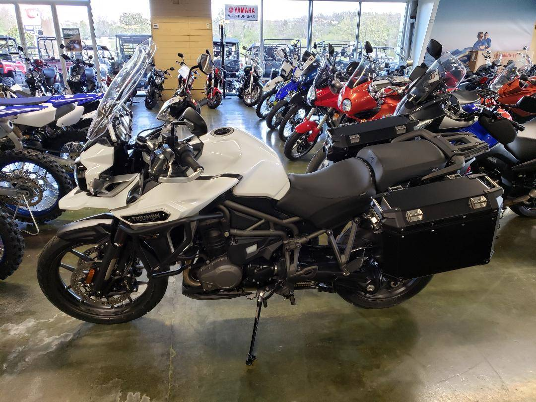 2017 Triumph Tiger Explorer XRx in Louisville, Tennessee - Photo 4