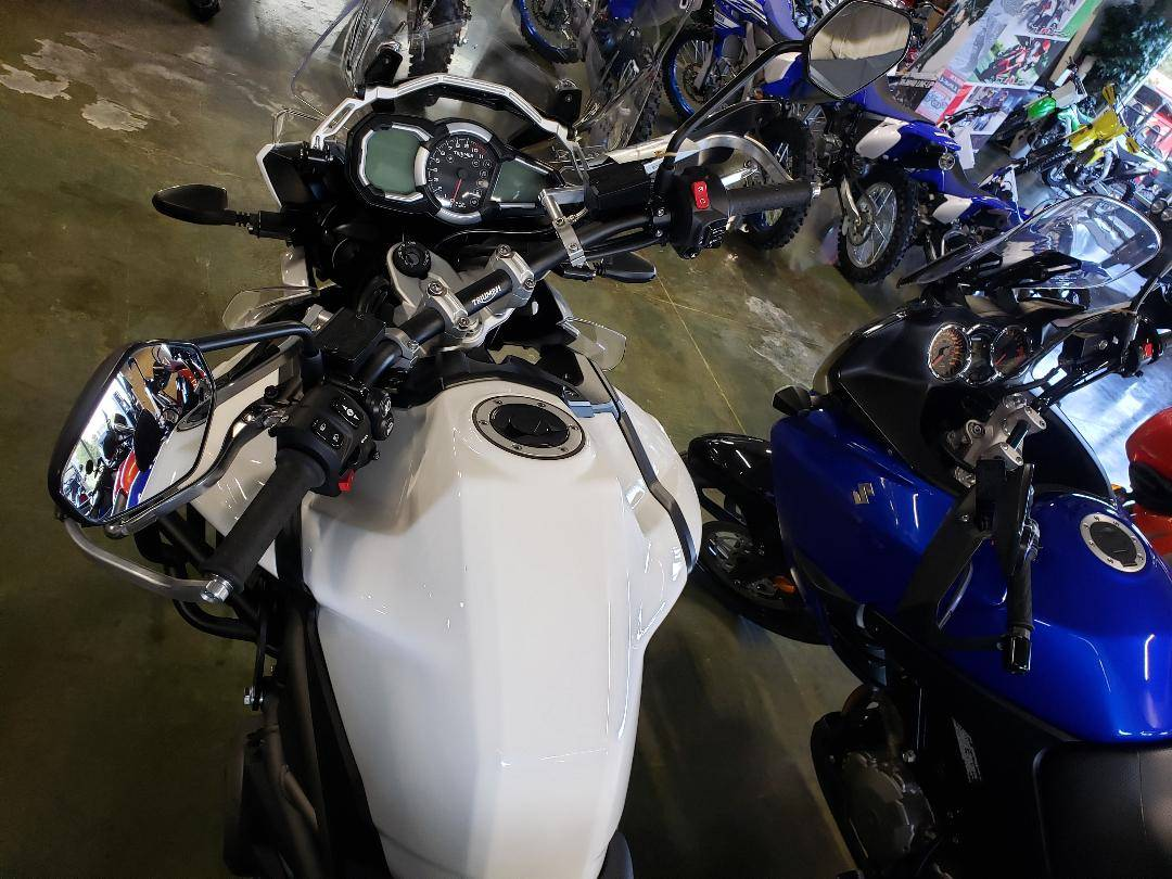 2017 Triumph Tiger Explorer XRx in Louisville, Tennessee - Photo 9