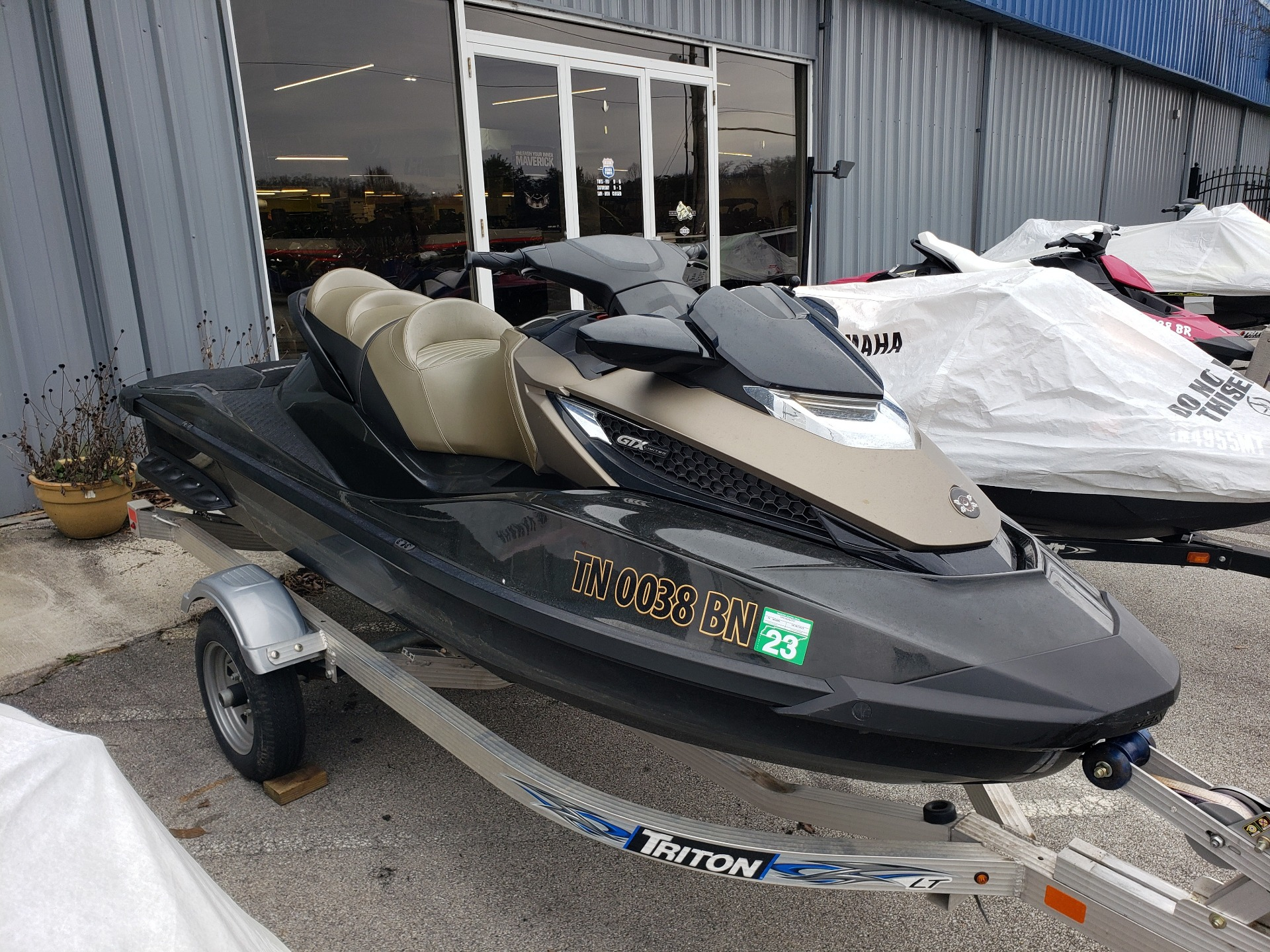 2017 Sea-Doo GTX Limited 300 in Louisville, Tennessee - Photo 1