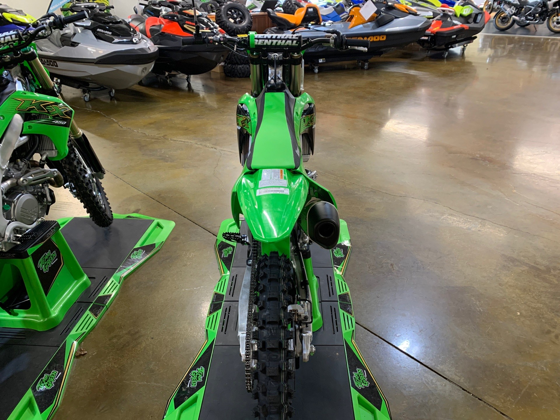 2020 Kawasaki KX 250 in Louisville, Tennessee - Photo 2