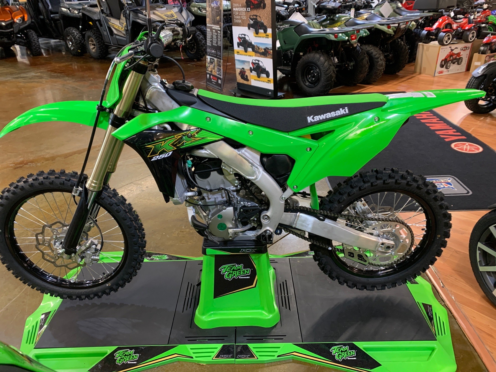 2020 Kawasaki KX 250 in Louisville, Tennessee - Photo 3
