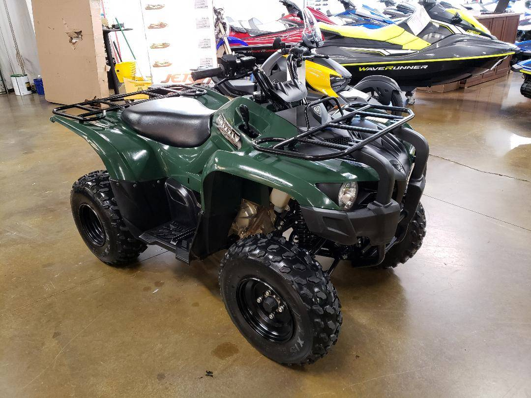 2013 Yamaha Grizzly 300 Automatic in Louisville, Tennessee - Photo 1