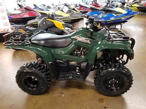 2013 Yamaha Grizzly 300 Automatic in Louisville, Tennessee - Photo 2