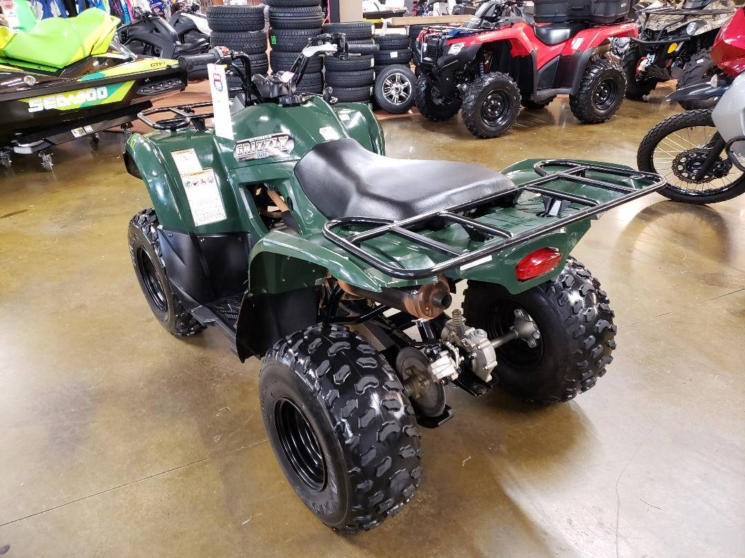 2013 Yamaha Grizzly 300 Automatic in Louisville, Tennessee - Photo 4