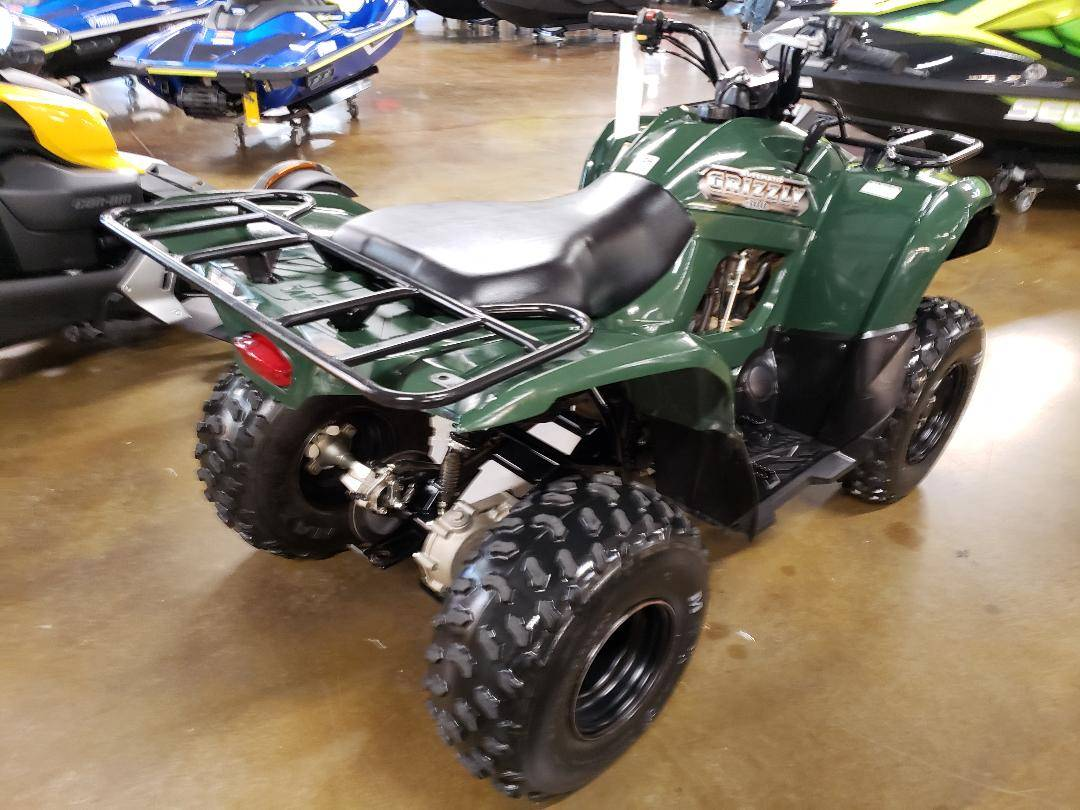 2013 Yamaha Grizzly 300 Automatic in Louisville, Tennessee - Photo 6