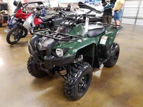 2013 Yamaha Grizzly 300 Automatic in Louisville, Tennessee - Photo 7