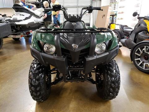 2013 Yamaha Grizzly 300 Automatic in Louisville, Tennessee - Photo 9