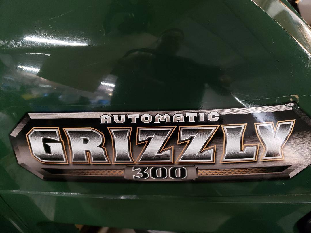 2013 Yamaha Grizzly 300 Automatic in Louisville, Tennessee - Photo 10