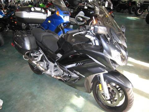 2015 Yamaha FJR1300A in Louisville, Tennessee
