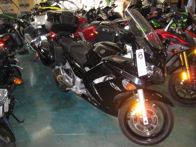 2009 Yamaha FJR 1300A for sale 72050