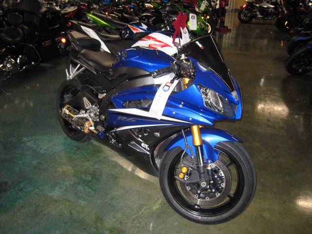 2007 Yamaha YZF-R6 for sale 98877