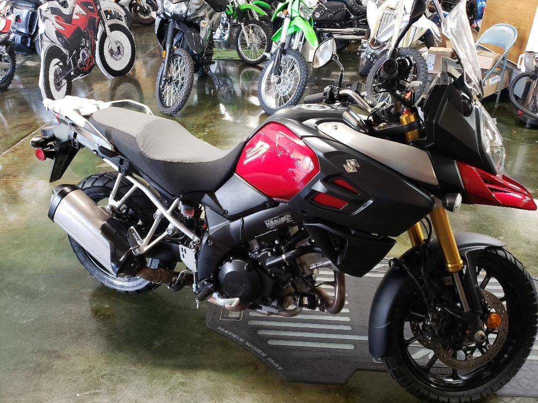 2014 Suzuki V-Strom 1000 ABS in Louisville, Tennessee - Photo 1