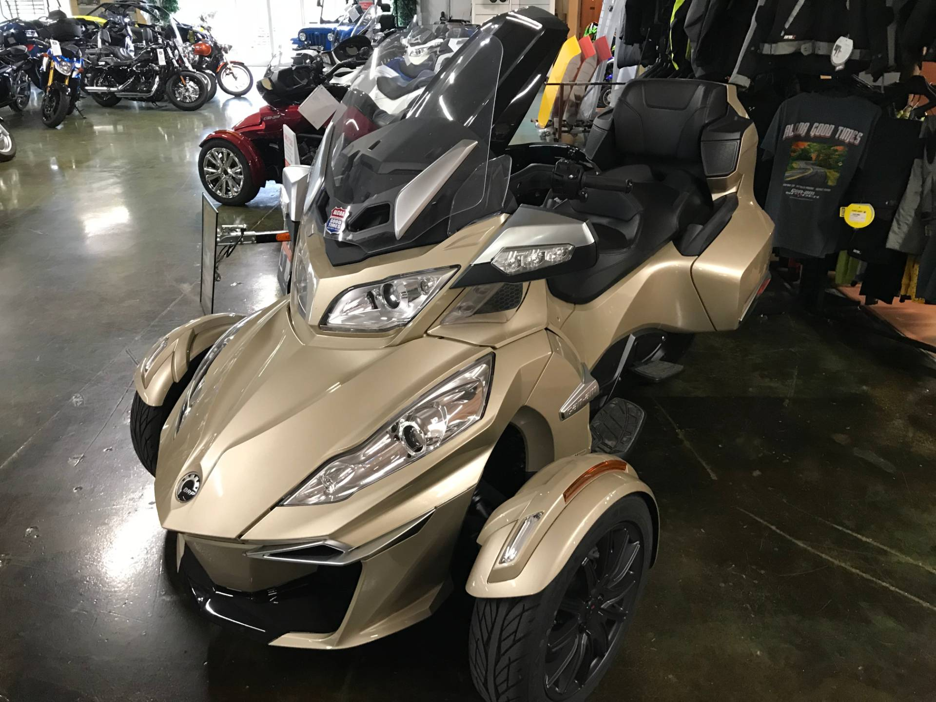 2017 Can-Am Spyder RT-S for sale 1877