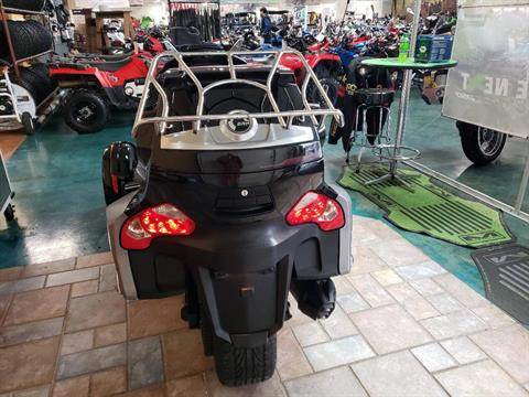 2015 Can-Am Spyder® RT-S Special Series SE6 in Louisville, Tennessee - Photo 4