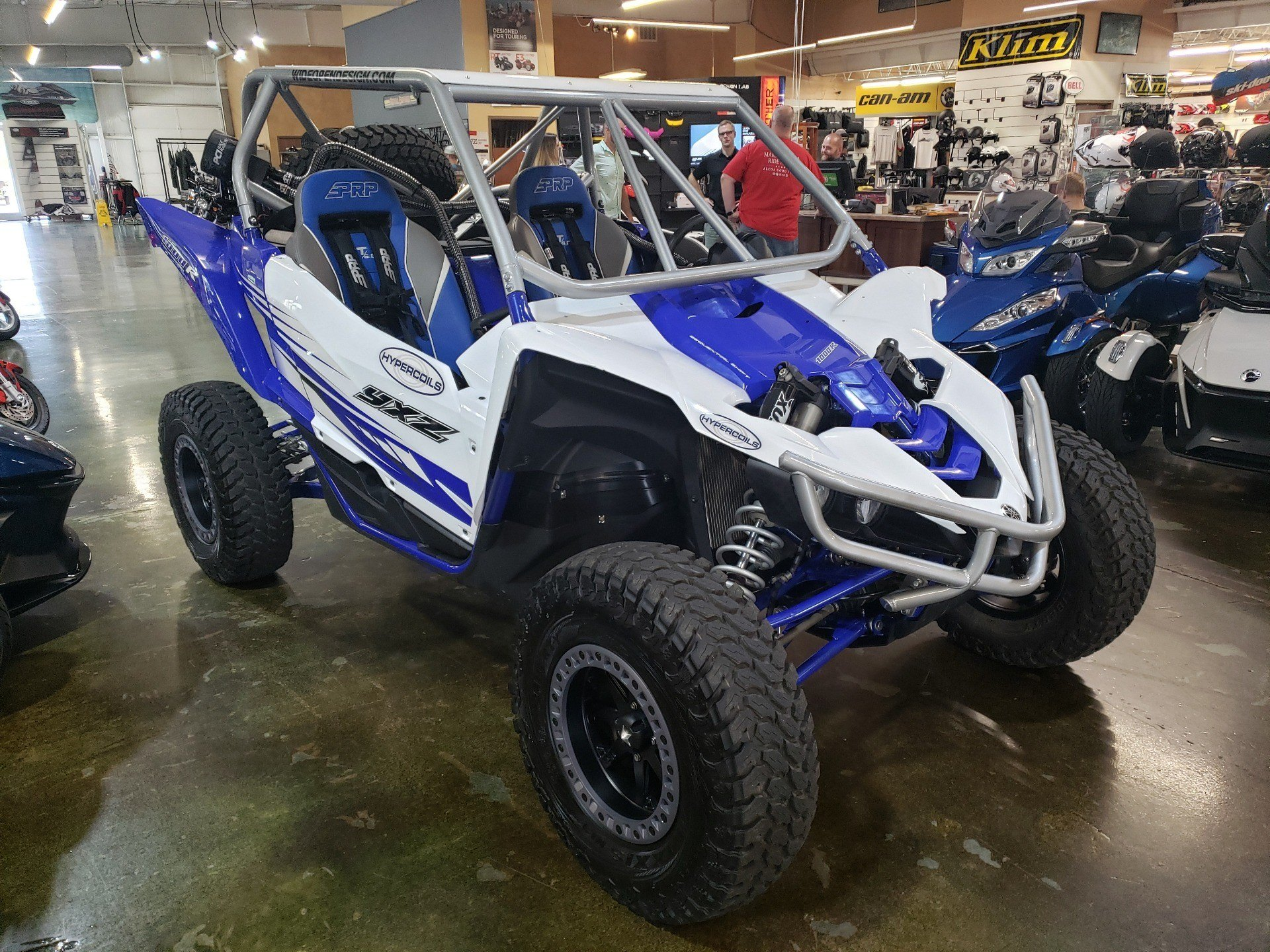 2016 Yamaha YXZ1000R in Louisville, Tennessee - Photo 1