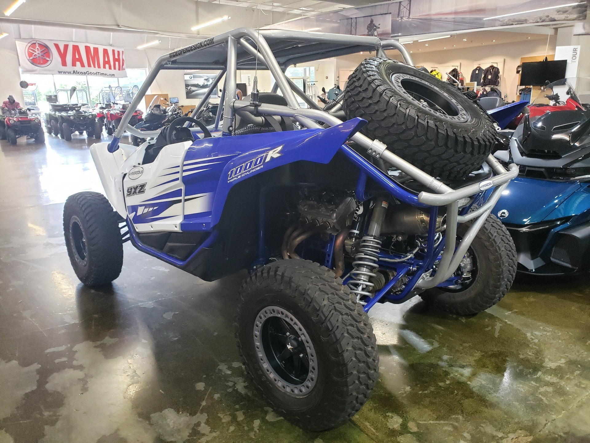 2016 Yamaha YXZ1000R in Louisville, Tennessee - Photo 5