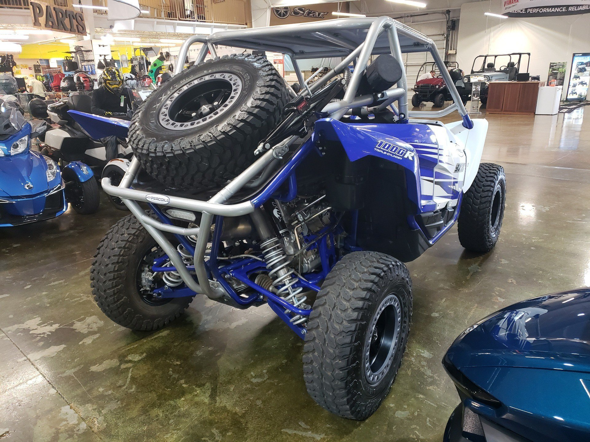 2016 Yamaha YXZ1000R in Louisville, Tennessee - Photo 6