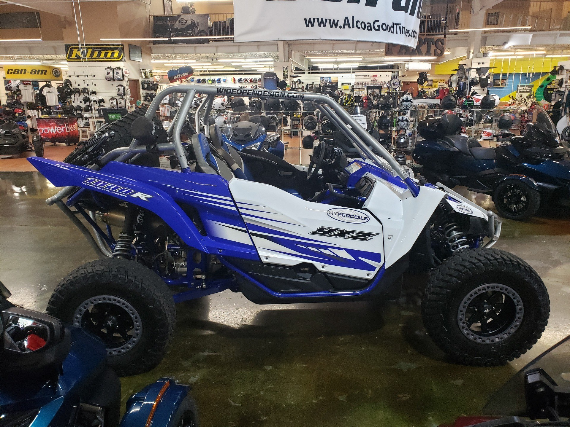 2016 Yamaha YXZ1000R in Louisville, Tennessee - Photo 8