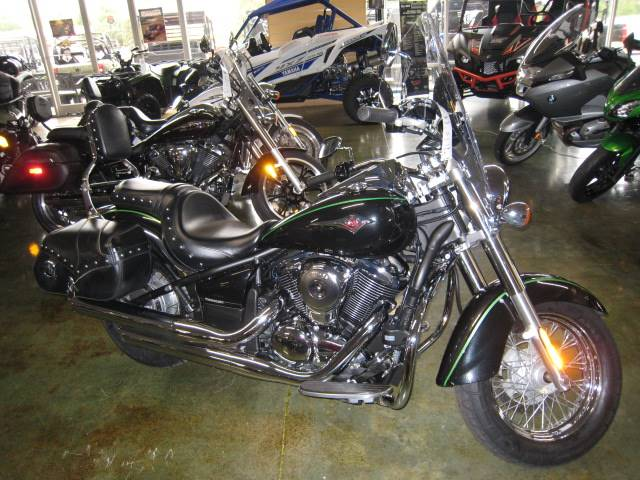 2015 Kawasaki Vulcan® 900 Classic LT in Louisville, Tennessee - Photo 1