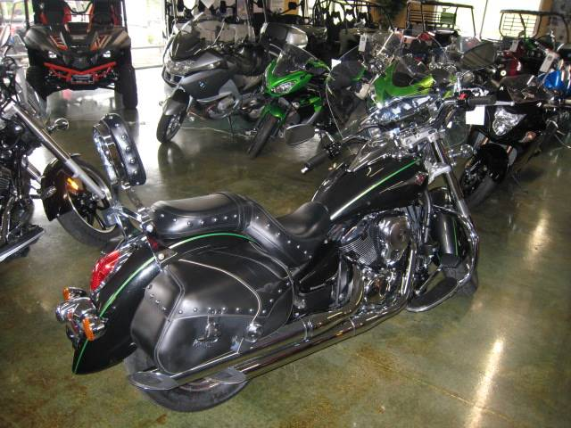 2015 Kawasaki Vulcan® 900 Classic LT in Louisville, Tennessee - Photo 3