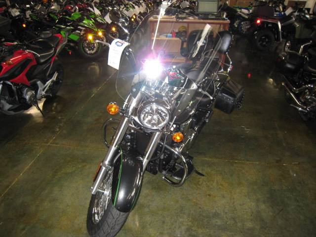 2015 Kawasaki Vulcan® 900 Classic LT in Louisville, Tennessee - Photo 4