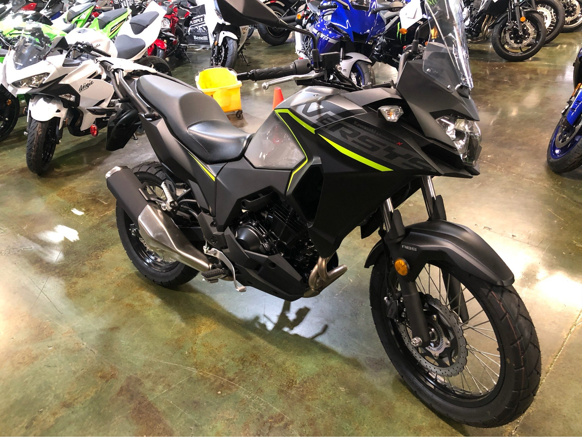 2019 Kawasaki Versys-X 300 ABS in Louisville, Tennessee - Photo 2