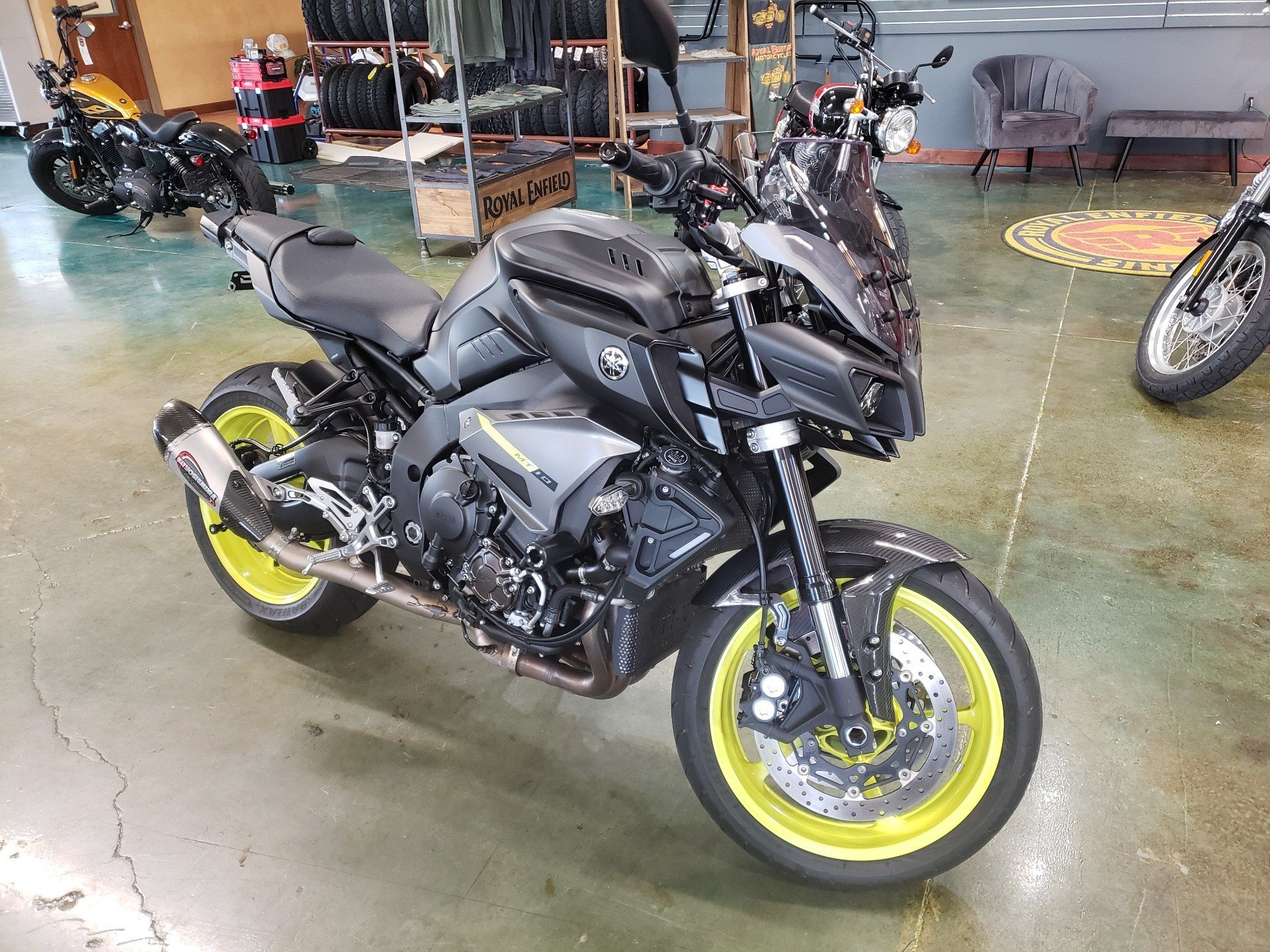 2018 Yamaha MT-10 in Louisville, Tennessee - Photo 1