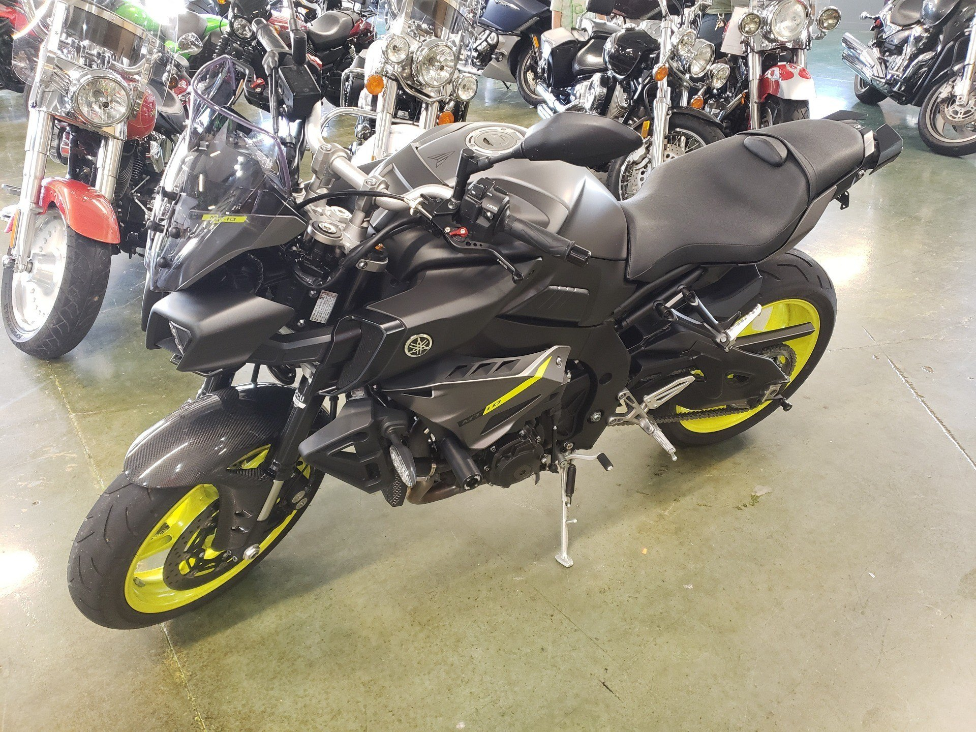 2018 Yamaha MT-10 in Louisville, Tennessee - Photo 2