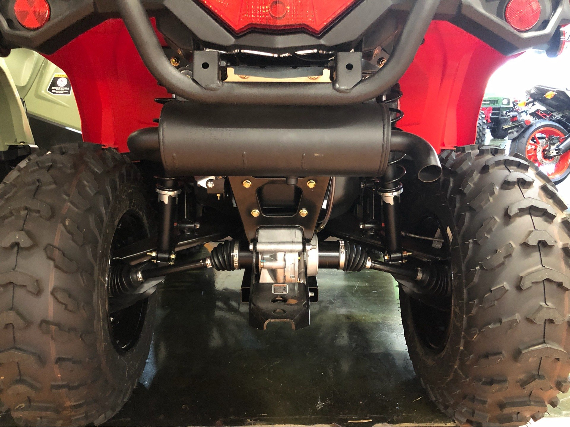 2019 Can-Am Outlander 450 in Louisville, Tennessee - Photo 4