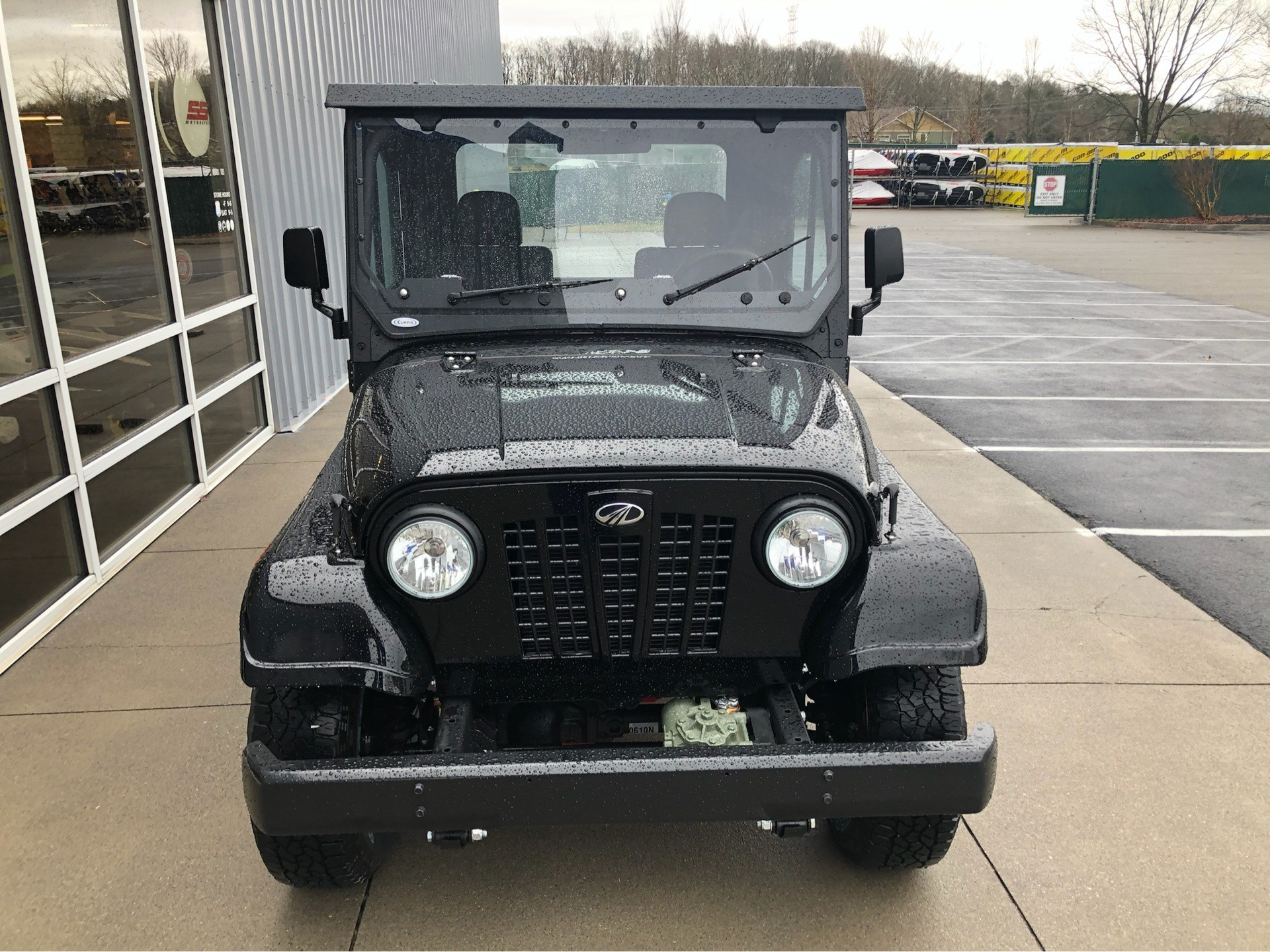 2019 Mahindra Automotive North America ROXOR 2-SEATER A/T HEAT &A/C in Louisville, Tennessee - Photo 1