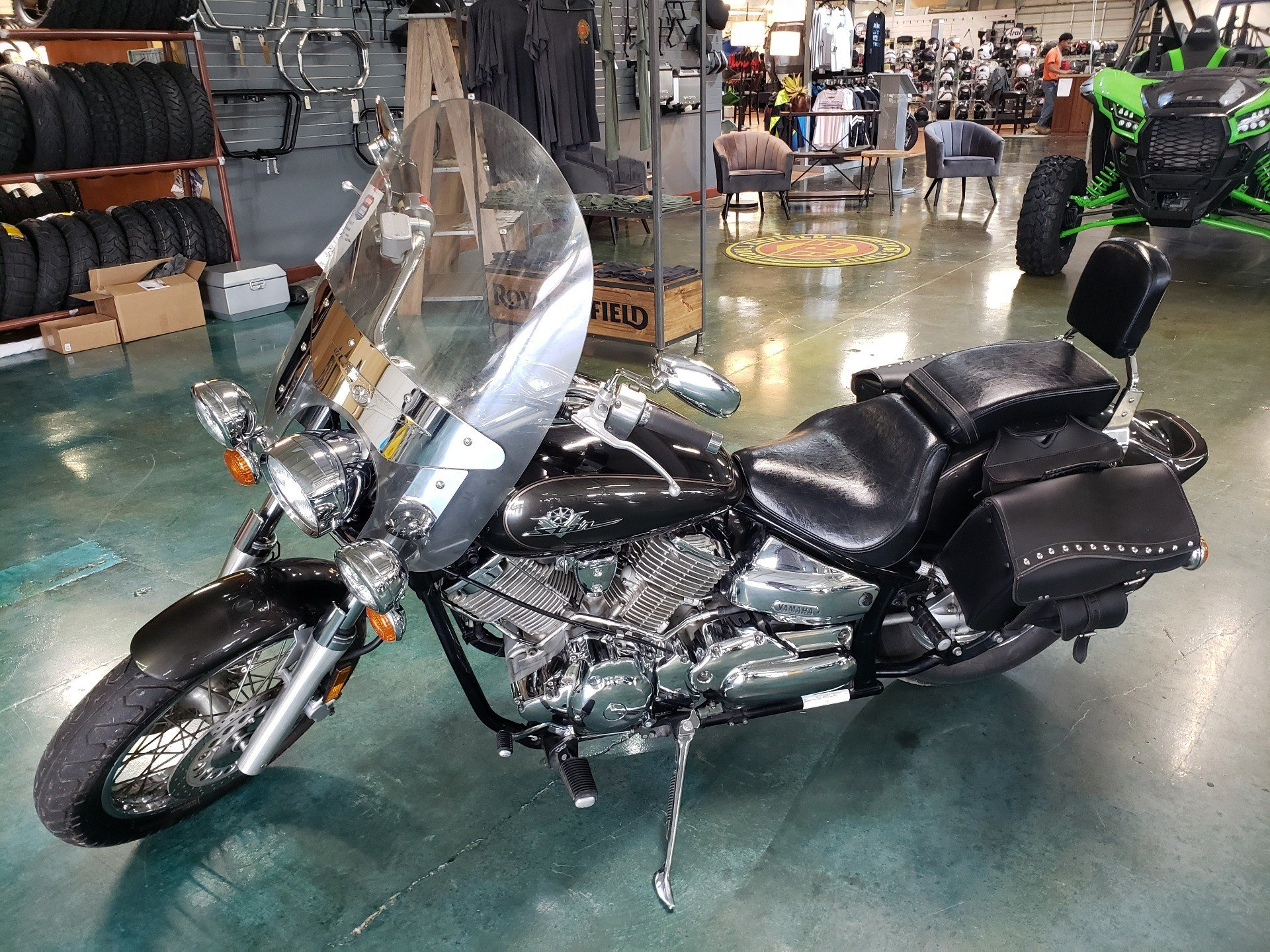 2003 Yamaha V Star 1100 in Louisville, Tennessee - Photo 2