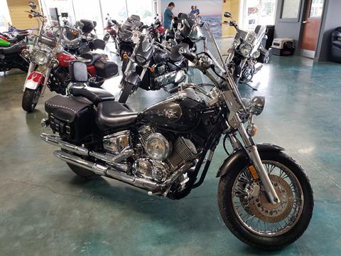 2003 Yamaha V Star 1100 in Louisville, Tennessee - Photo 1