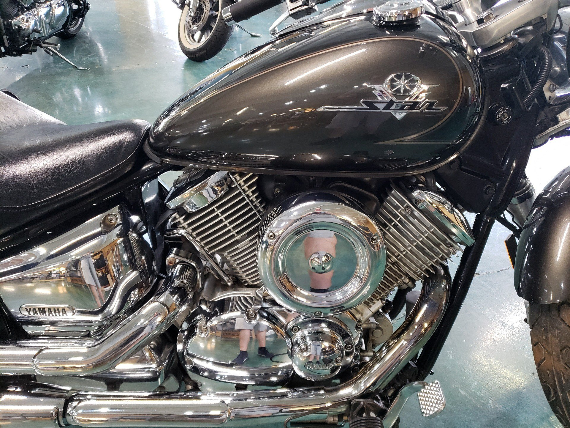 2003 Yamaha V Star 1100 in Louisville, Tennessee - Photo 6