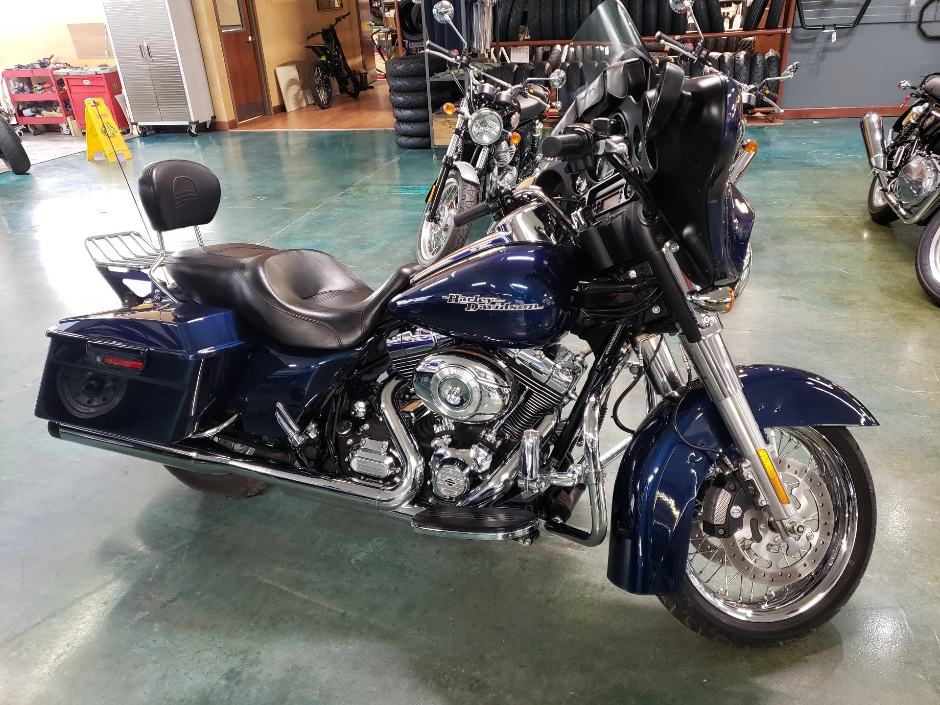 2012 Harley-Davidson Street Glide® in Louisville, Tennessee - Photo 1