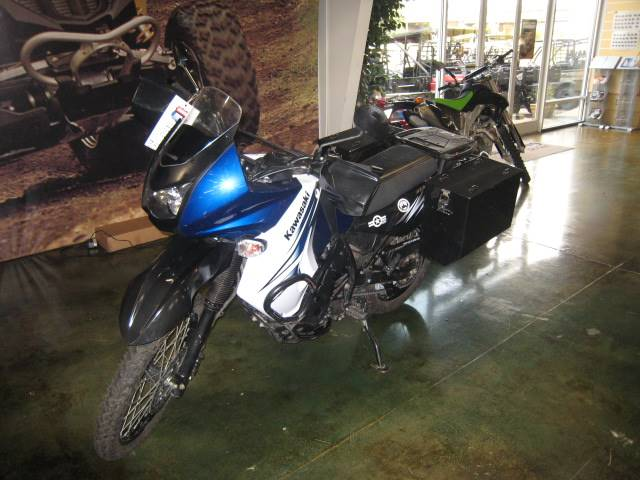 2012 Kawasaki KLR650 for sale 101