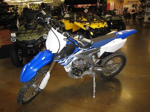 2015 Yamaha YZ250FX in Louisville, Tennessee