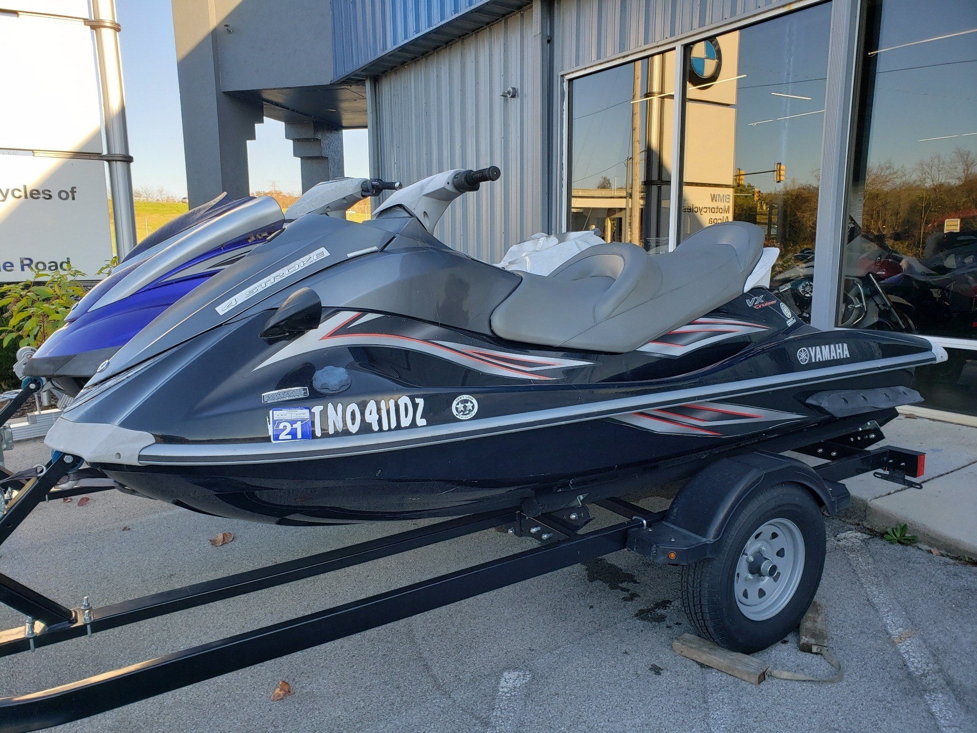2007 Yamaha VX Cruiser™ in Louisville, Tennessee - Photo 1