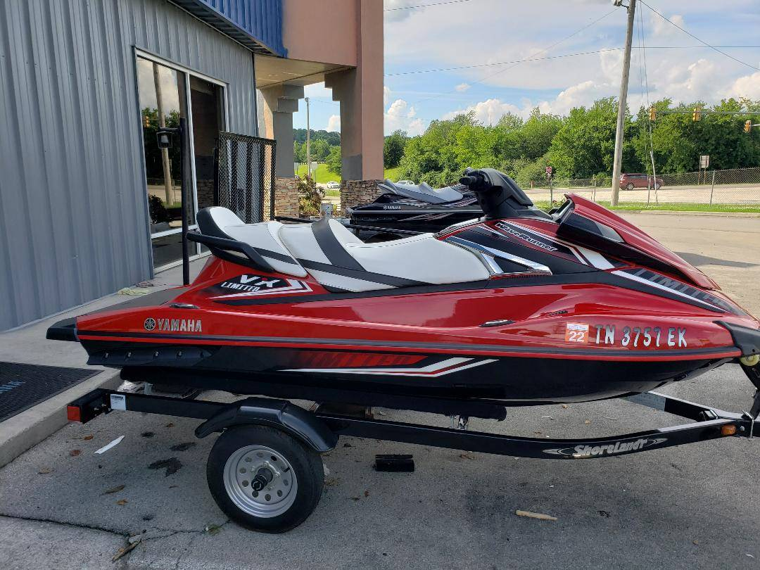 2016 Yamaha VX Limited for sale 142152
