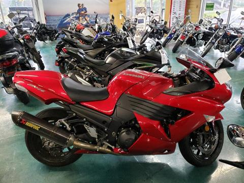 2010 Kawasaki Ninja® ZX™-14 in Louisville, Tennessee - Photo 1