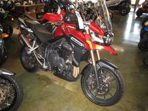 2015 Triumph Tiger Explorer ABS in Louisville, Tennessee