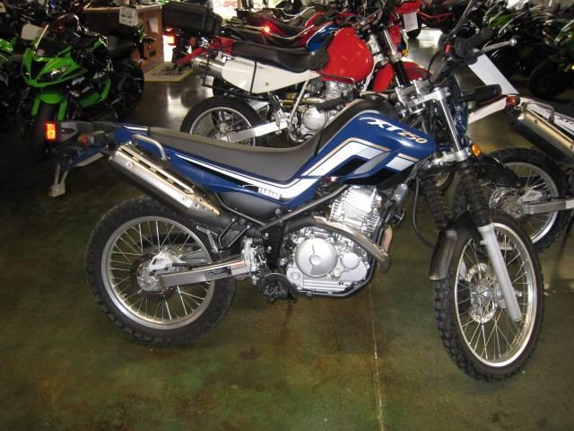 2017 Yamaha XT250 Motorcycles Louisville Tennessee 007189 007189