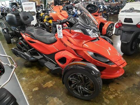 2016 Can-Am Spyder ST-S in Louisville, Tennessee