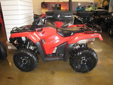 2017 Honda FourTrax Rancher 4x4 DCT IRS in Louisville, Tennessee - Photo 1