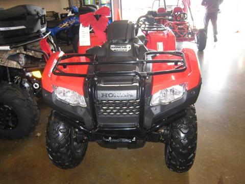 2017 Honda FourTrax Rancher 4x4 DCT IRS in Louisville, Tennessee - Photo 2