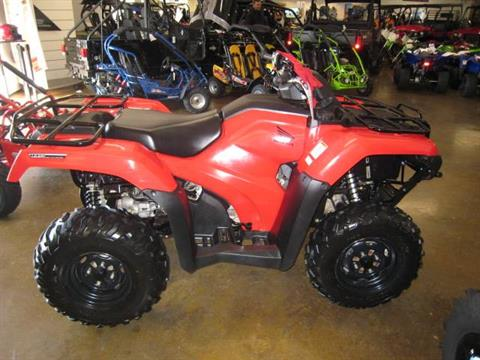 2017 Honda FourTrax Rancher 4x4 DCT IRS in Louisville, Tennessee - Photo 3