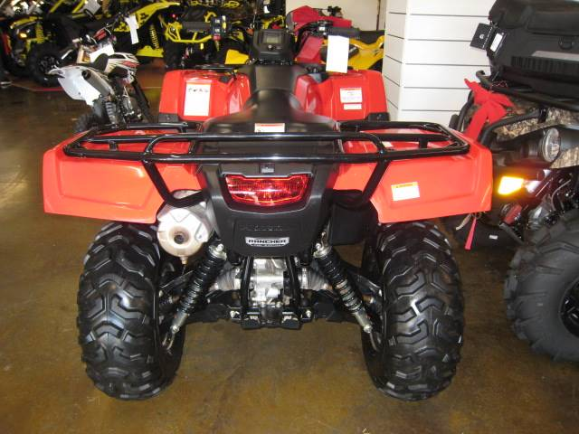 2017 Honda FourTrax Rancher 4x4 DCT IRS in Louisville, Tennessee - Photo 4