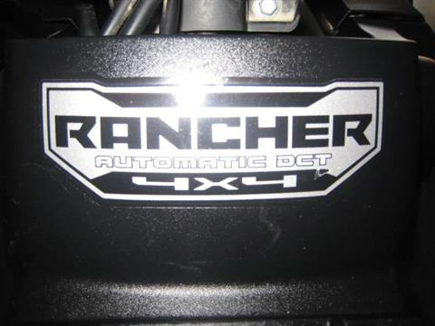2017 Honda FourTrax Rancher 4x4 DCT IRS in Louisville, Tennessee - Photo 7
